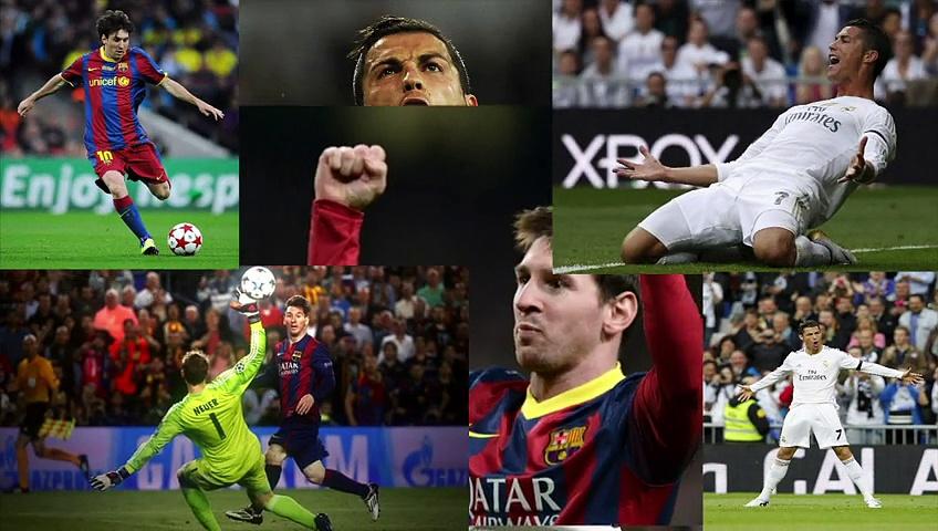 Documentaire Messi VS Ronaldo, la course aux étoiles