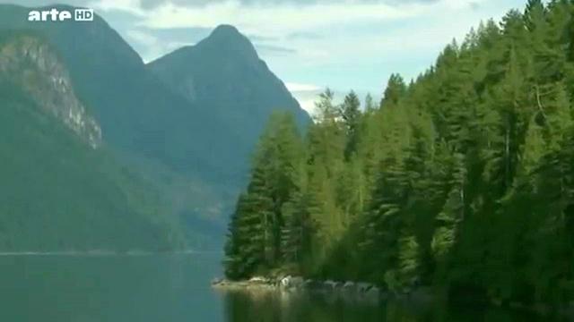 Documentaire Voyage aux Amériques – Canada : les Côtes de la Colombie Britannique