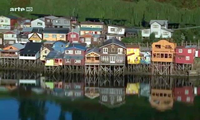 Documentaire Voyage aux Amériques – Chili : les iles Chiloe