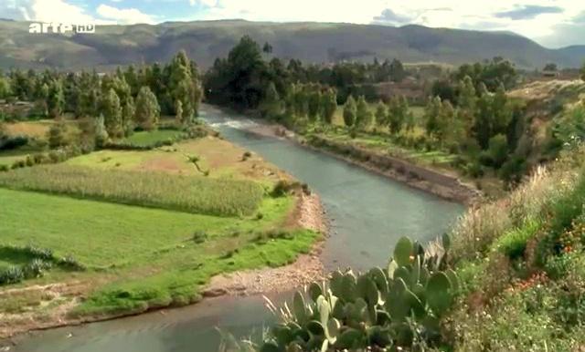 Documentaire Voyage aux Amériques – Pérou : un train dans les nuages