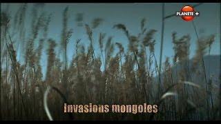Documentaire Il était une fois l'humanité – 05/12 – Invasions Mongole