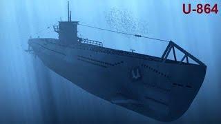 Documentaire La mission secrète du sous-marin Allemand U-864