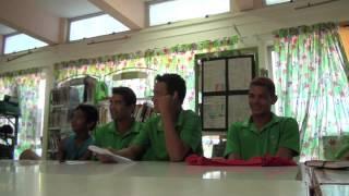 Documentaire Gérard Mendy sème le slam à Tahiti