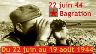 Documentaire Opération Bagration