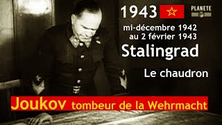 Documentaire Stalingrad encerclée, le chaudron