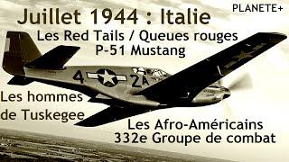 Documentaire Les aviateurs de Tuskegee : l'escadron afro-américain