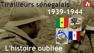 Documentaire 1939-1944 : tirailleurs sénégalais, l'histoire oubliée