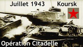 Documentaire Juillet-Août 1943 : Koursk