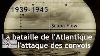 Documentaire 1939-1945 : la bataille de l'Atlantique