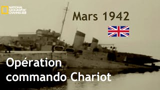 Documentaire Mars 42, St-Nazaire : opération Chariot