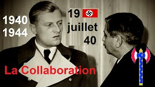 Documentaire Juillet 1940 : la France dans la collaboration