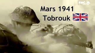 Documentaire 1941 : Tobrouk