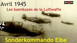Documentaire Avril 1945 : les kamikazes de la Luftwaffe