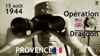 Documentaire Opération Dragoon : le débarquement Sud