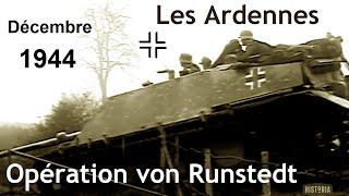Documentaire Décembre 1944 : les Ardennes