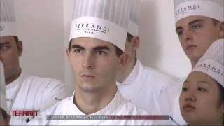 Documentaire Cuisinier, boulanger, fleuriste la course à l'excellence