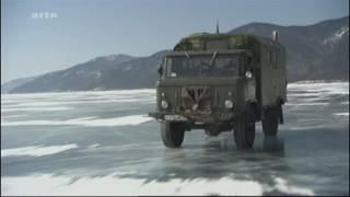 Documentaire Les plongeurs fous du lac Baïkal