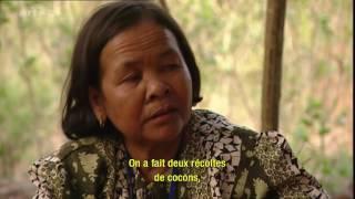 Documentaire Cambodge, le cri de la soie