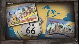 Documentaire Les routes mythiques de l'Amérique – 5/5 – La route 66