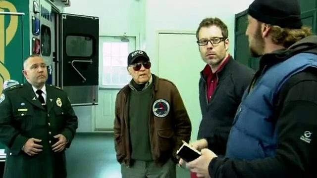 Documentaire Chasseurs d'ovnis – Surveillance extraterrestre