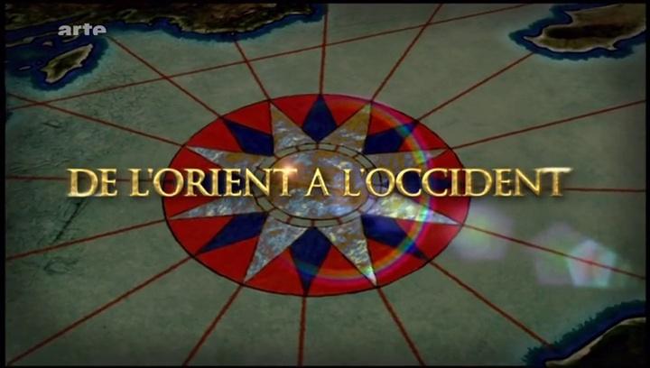 Documentaire De l'orient à l'occident – 2 –  Le triomphe du monothéisme