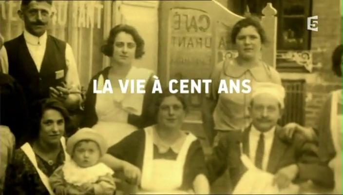 Documentaire La vie à cent ans