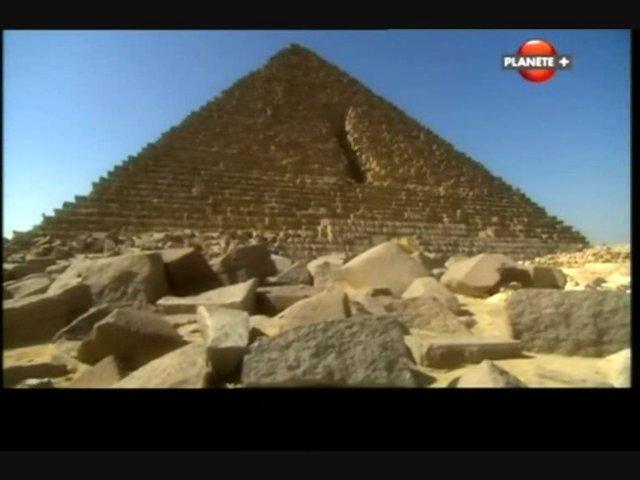 Documentaire La pyramide oubliée (2/2)