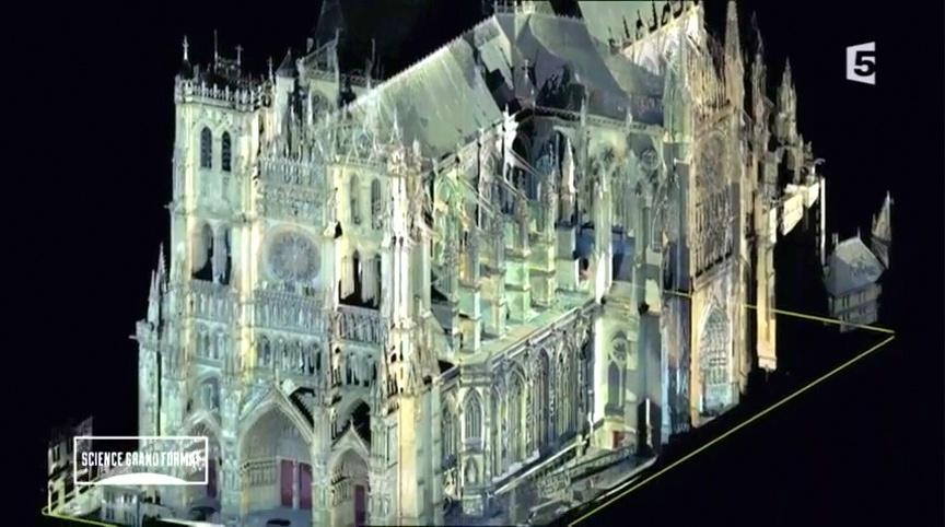 Documentaire Les cathédrales gothiques