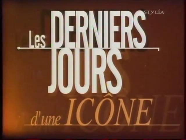Documentaire Les derniers jours d'une icône – Romy Schneider