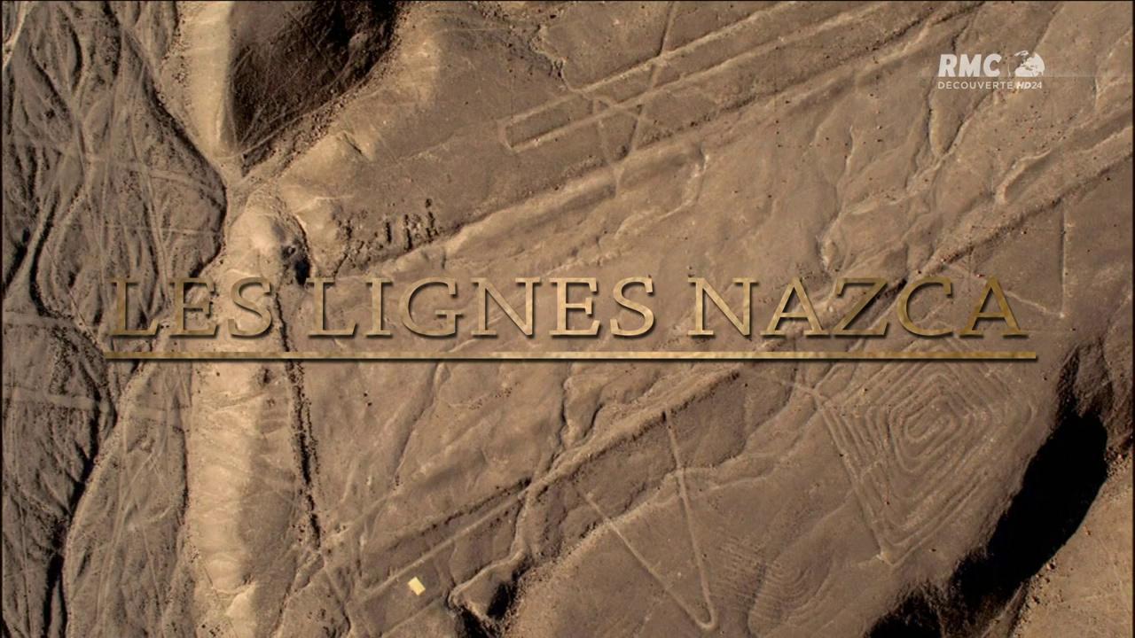 Documentaire Les lignes Nazca