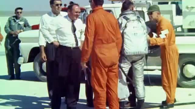 Documentaire Les dossiers de la NASA – La vie en enfer