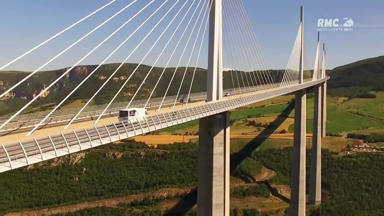Documentaire Millau, le viaduc de l'impossible