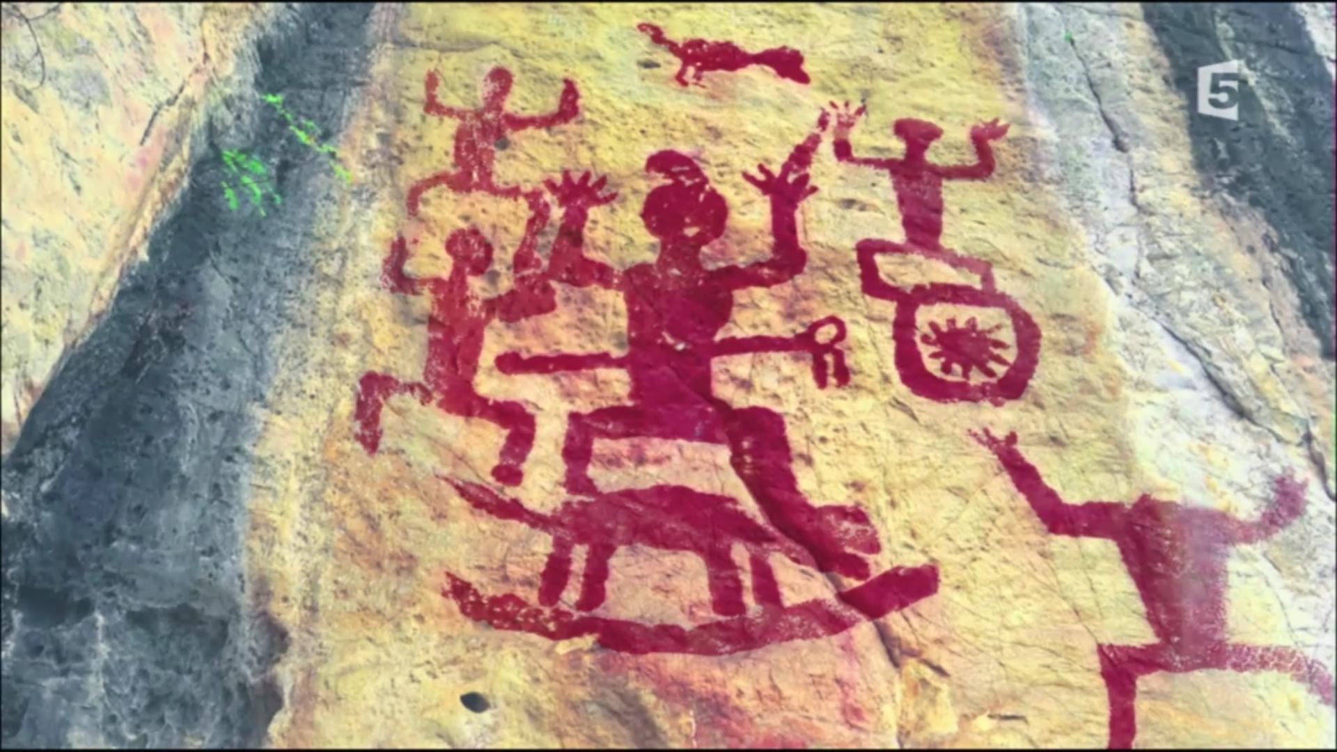 Documentaire Mémoires de Pierre – Chine, quand les montagnes étaient peintes