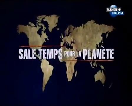 Documentaire Sale temps pour la planète – Maroc : en marche contre le désert