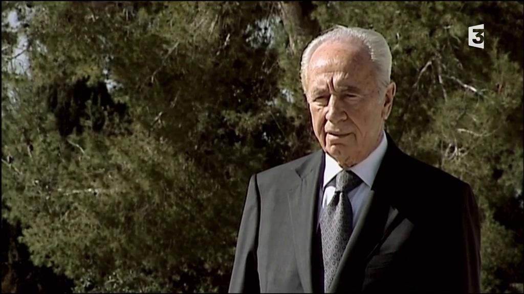 Documentaire Shimon Peres, mon histoire d'Israël