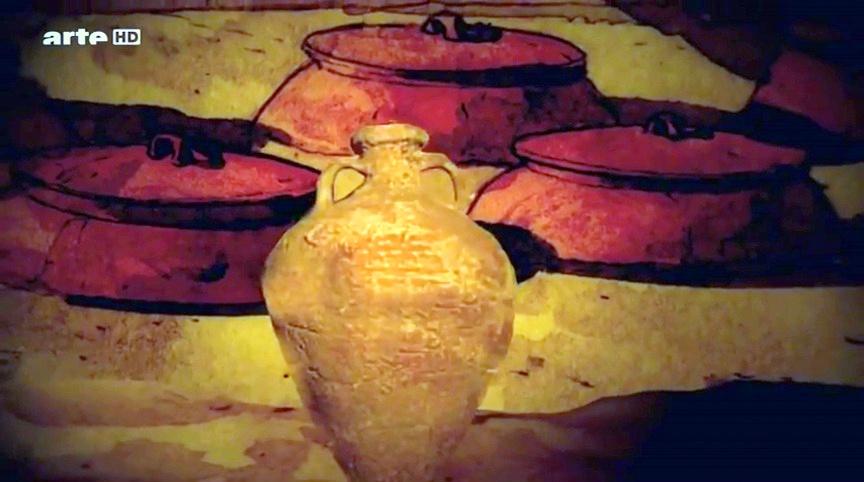 Documentaire Sur nos traces – 23 – Le vigneron gallo-romain