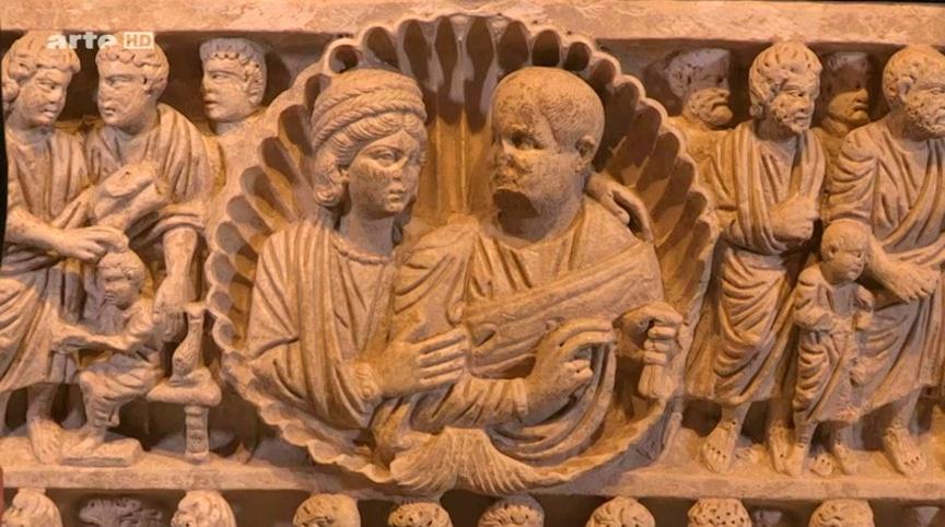 Documentaire Sur nos traces – 25 – Le croyant en Gaule romaine