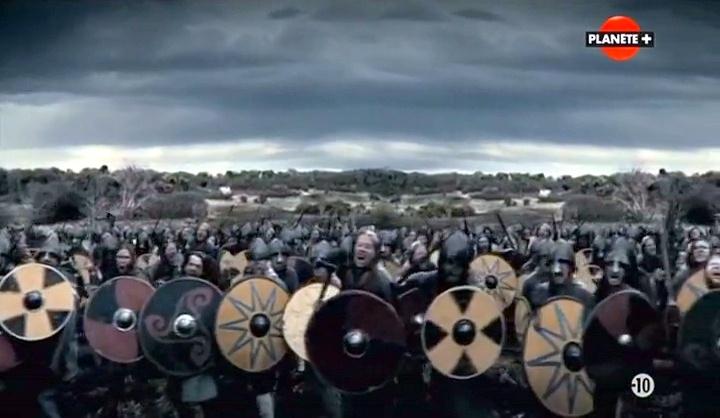 Documentaire Vikings, les mystères d'un massacre