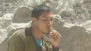 Documentaire Kawa Ijen : derrière le cratère vert, un enfer de volcan
