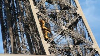 Documentaire Voyage au coeur de la tour Eiffel