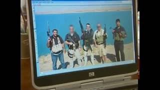 Documentaire Carnet de route en Irak, les gardiens du pétrole