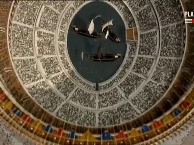 Documentaire Dans le secret des villes – Rome antique, l'ère des gladiateurs