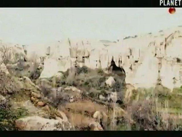 Documentaire Dans le secret des villes – Les civilisations enterrées de la Cappadoce