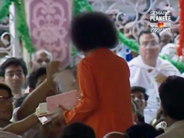 Documentaire Dérives sectaires et meurtres, chez le gourou Sathya Sai Baba
