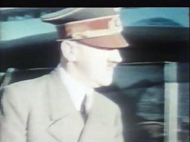 Documentaire Eva Braun – Du nid d'aigle au bunker