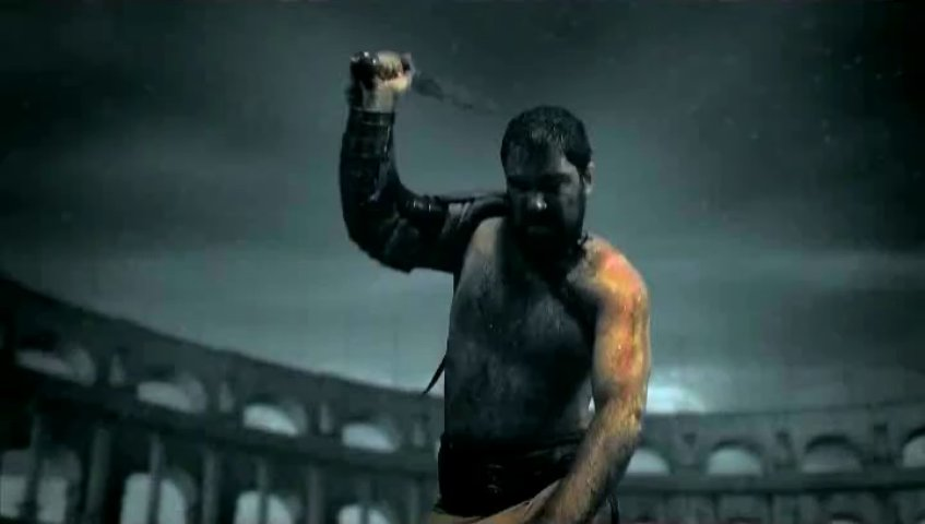 Documentaire Gladiateurs, retour d'entre les morts
