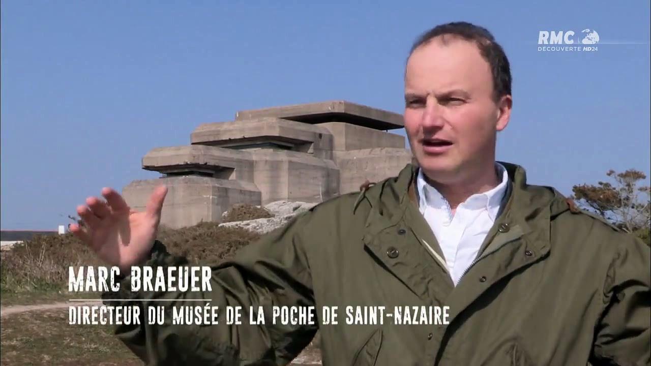 Documentaire Hitler et les forteresses de l'Atlantique