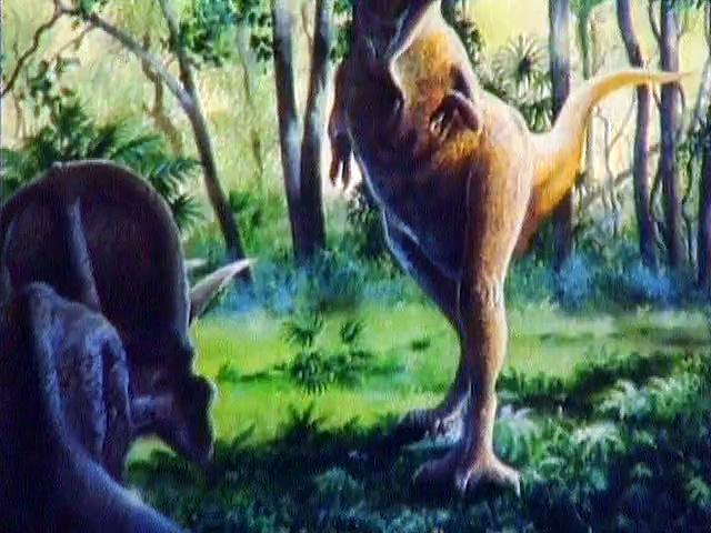 Documentaire L'épopée des dinosaures