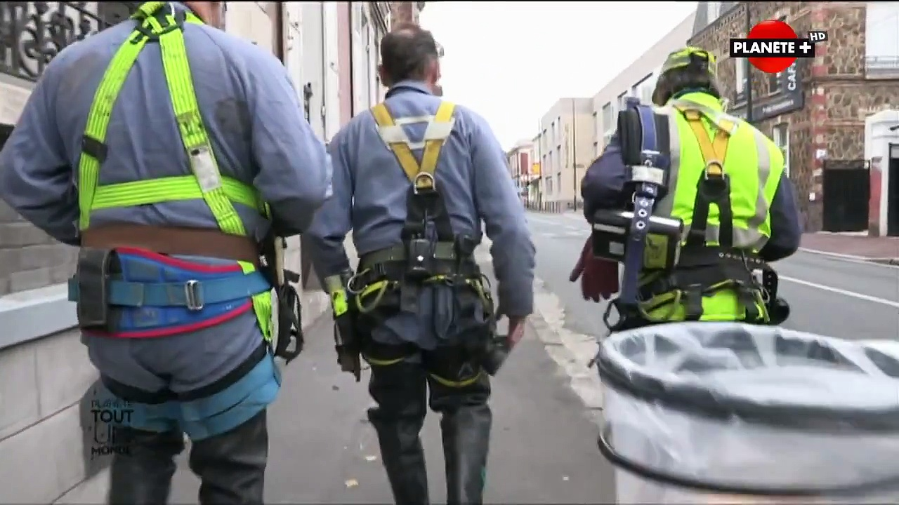 Documentaire Le Paris souterrain, tout un monde