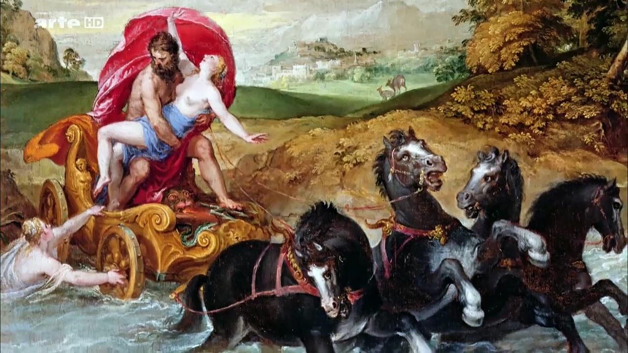 Documentaire Les grands mythes – Hadès, le roi malgré lui